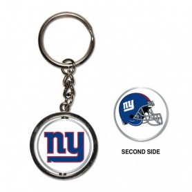New York Giants Spinner Schlüsselanhänger