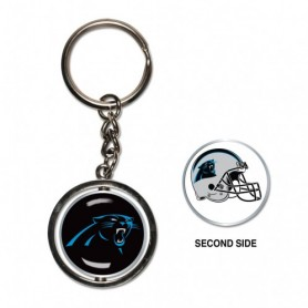 Carolina Panthers Spinner Anillo De Claves