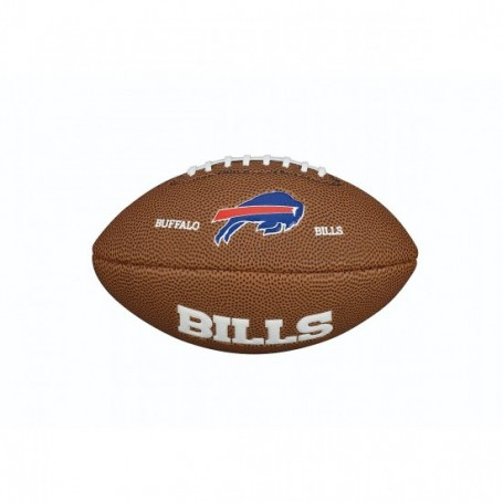 Buffalo Bills Wilson Team-Logo Ball