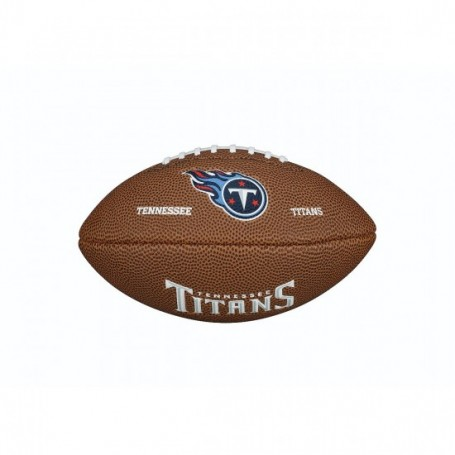 Tennessee Titans Team Logo Ball