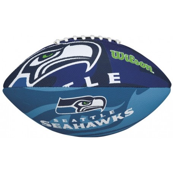 Seahawks de Seattle, Wilson NFL Logo del Equipo de Fútbol Junior