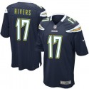 Los Angeles Chargers Nike Youth Game Jersey - Navy Blue