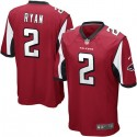 Atlanta Falcons Nike Game Jersey - Red