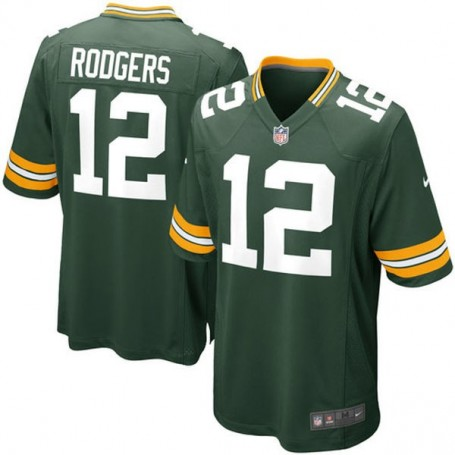 Green Bay Packers Nike Game Jersey - Green