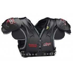 82fa50593f5 Riddell Power SPK+ LB FB Shoulder Pads