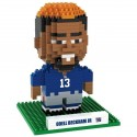 I New York Giants di Odell Beckham Lettore 3D BRXLZ Puzzle Set
