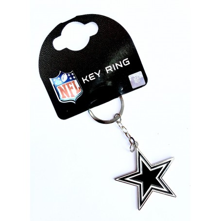 Dallas Cowboys Crest Key Ring
