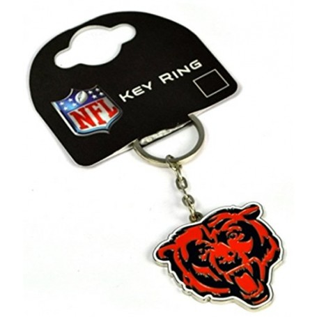 Chicago Bears Crest Key Ring