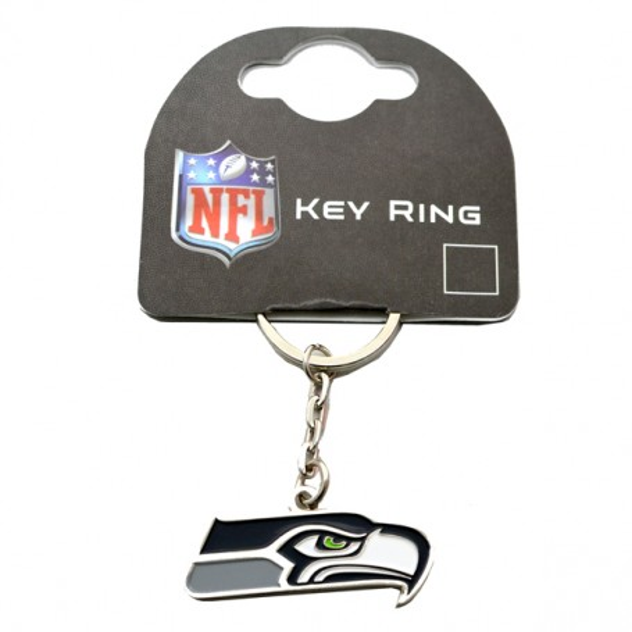 Seattle Seahawks Crest Schlüsselring