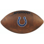 Indianapolis Colts Wilson NFL Throwback Junior Football