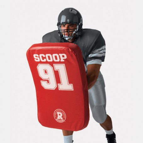 Rogers Scoop Blocage De Bouclier