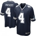 Dallas Cowboys Nike Youth Navy Jersey