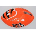 Cincinnati Bengals Wilson NFL Team Logo Junior Football