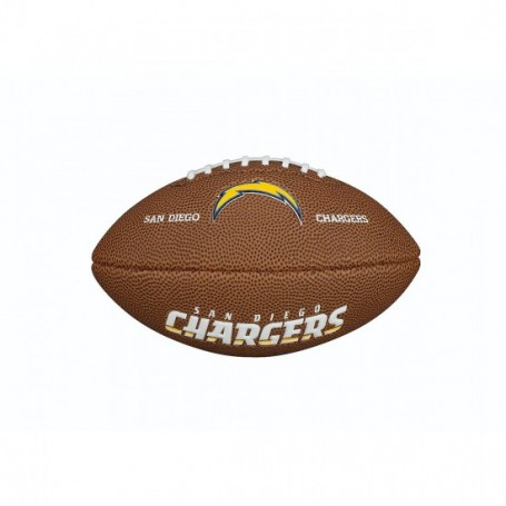 San Diego Chargers Team Logo Ball