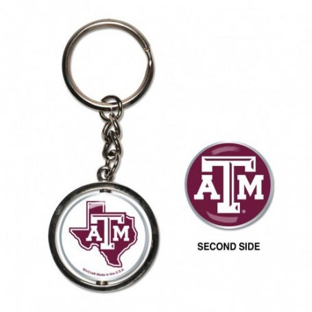 Texas A&M Aggies Spinner Porte-Clés