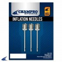 Champro La Inflación Agujas (Paquete De 3)