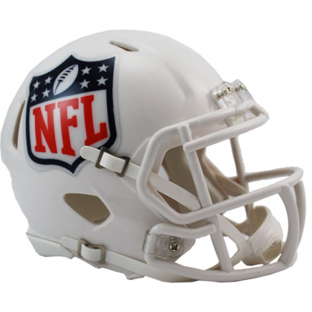 Riddell NFL Schild-Speed Mini Football Helm