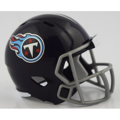 Titanes de Tennessee (2018) de la NFL Speed Pocket Pro Casco