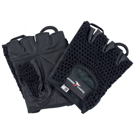 Mesh Back Weightlifting Gloves