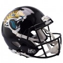 Jacksonville Jaguars (2018) Full-Size Riddell Revolution Speed Authentic Helmet