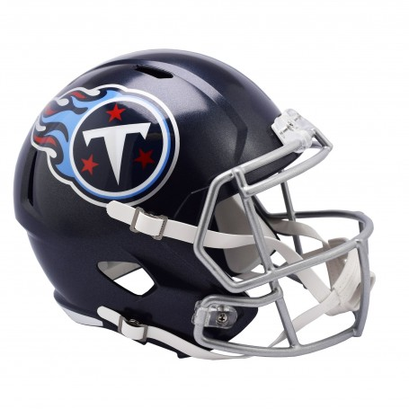 Tennessee Titans (2018) Full Size Riddell Speed Replica Helmet 7e0601449