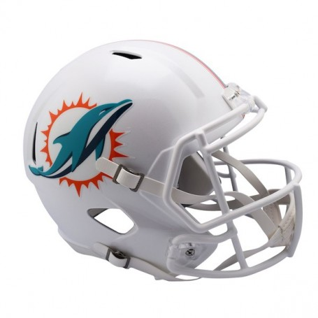 Miami Dolphins (2018) Full Size Riddell Speed Replica Helmet
