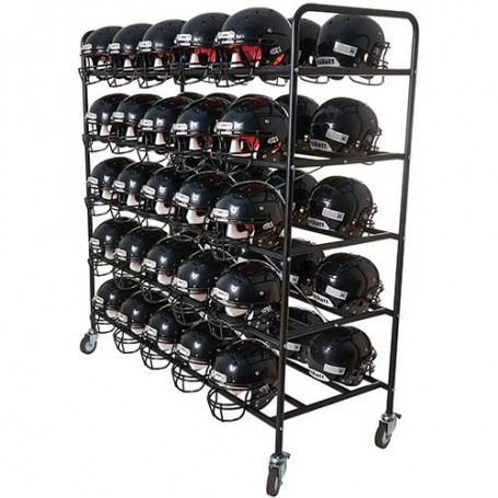 VPI Football Helmet Cart