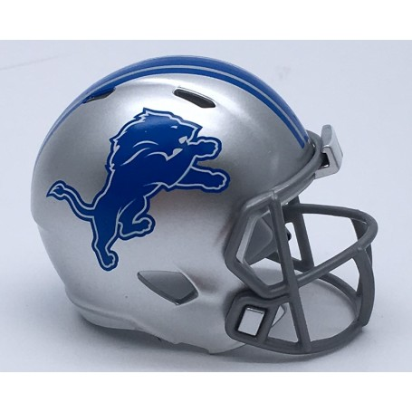 Detroit Lions (2017) Riddell NFL Speed Pocket Pro Helmet