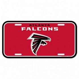Atlanta Falcons License Plate