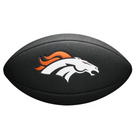 NFL Team Logo Mini Football - Denver Broncos