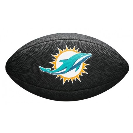 NFL Team Logo Mini Football - Miami Dolphins
