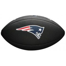 ff6e7468148 NFL Team Logo Mini Football - New England Patriots