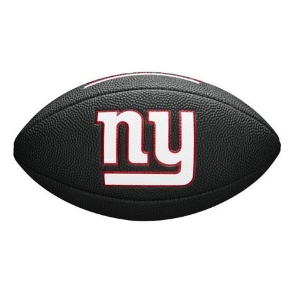 Equipo de la NFL Logo de Mini Fútbol - los Gigantes de Nueva York