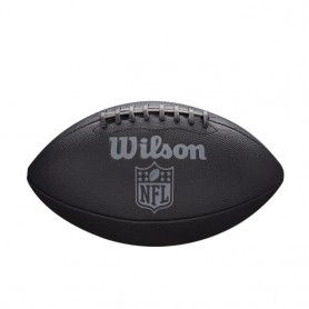 5e3bbfd8a Wilson NFL Jet Black Football - Adult