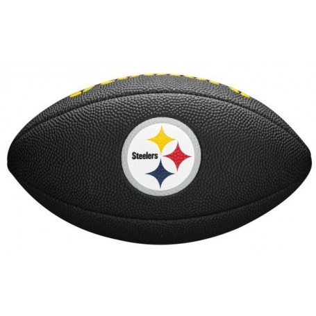 22f532016d0399 NFL Team Logo Mini Football - Pittsburgh Steelers