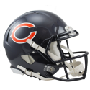 Atlanta Falcons Full-Size Riddell Revolution Speed Authentic Helmet