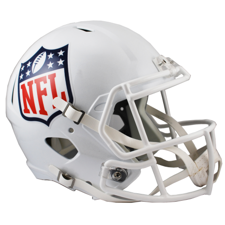 NFL Shield Speed Replica Helmet
