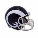 Los Angeles Rams (2017) NFL Speed Pocket Pro Helmet