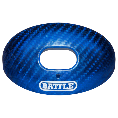Battle Carbon Chrome Oxygen Football Mouthguard