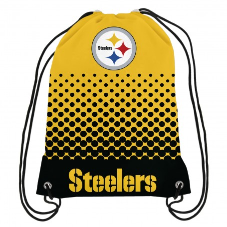 Pittsburgh Steelers Fade Gym Bag