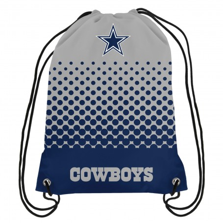 Dallas Cowboys Fade Gym Bag