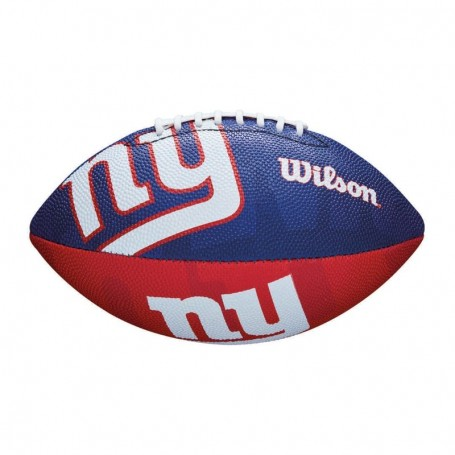 Giants de New York Wilson NFL Logo de l'Équipe de Football Junior