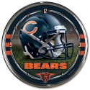 Chicago Bears Chrome Clock