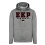 Los Angeles Rams Chrome Clock