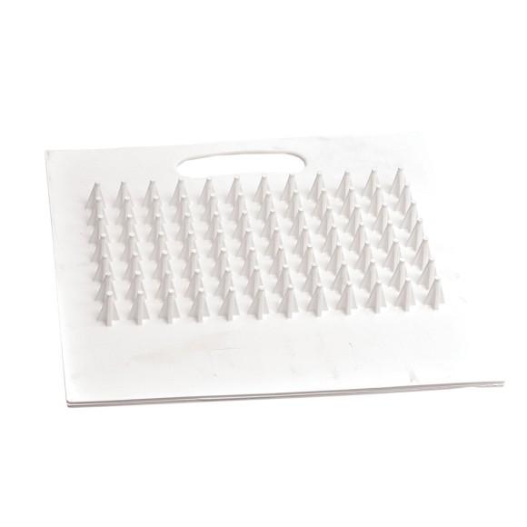 Pittsburgh Steelers State Keychain
