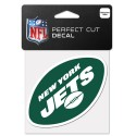 "New York Jets 4"" x 4"" Logo Decal"