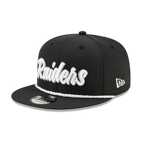 Oakland Raiders 2019 Sideline Home 9FIFTY