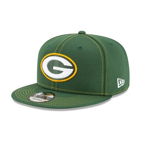 Green Bay Packers 2019 Sideline Road 9FIFTY