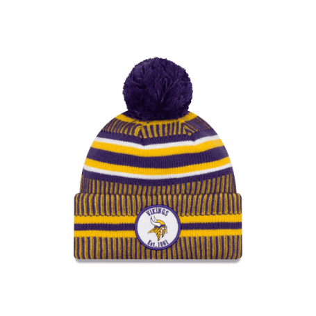 Minnesota Vikings New Era Sideline Bobble 2019