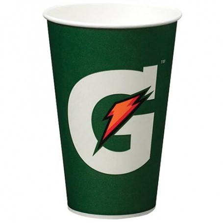 Gatorade 7oz. Disposable Cups (Pack of 100)